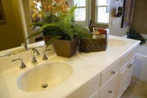 US Plumbing and Gas vanity installation